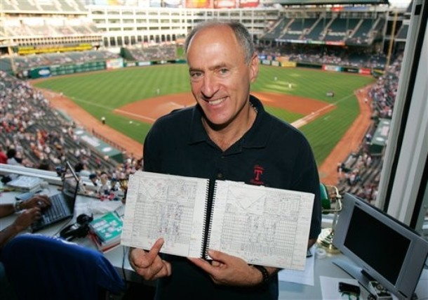 After 25 seasons, life as baseball announcer still thrills Nadel