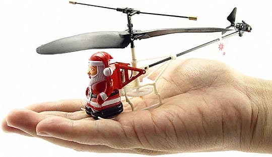santa-rc-chopper