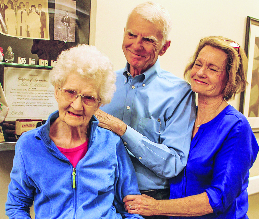 A favorite aunt has lived a full life; now she battlesAlzheimer's