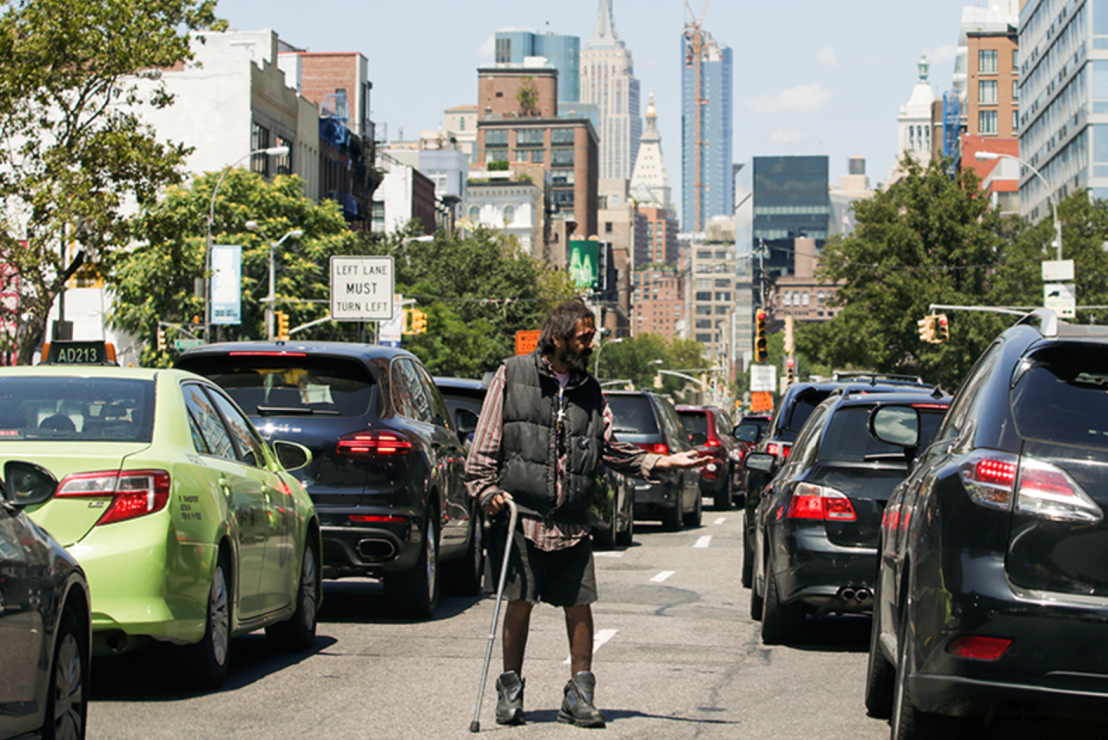 As major cities crack down on panhandling, many wrestle with their consciences