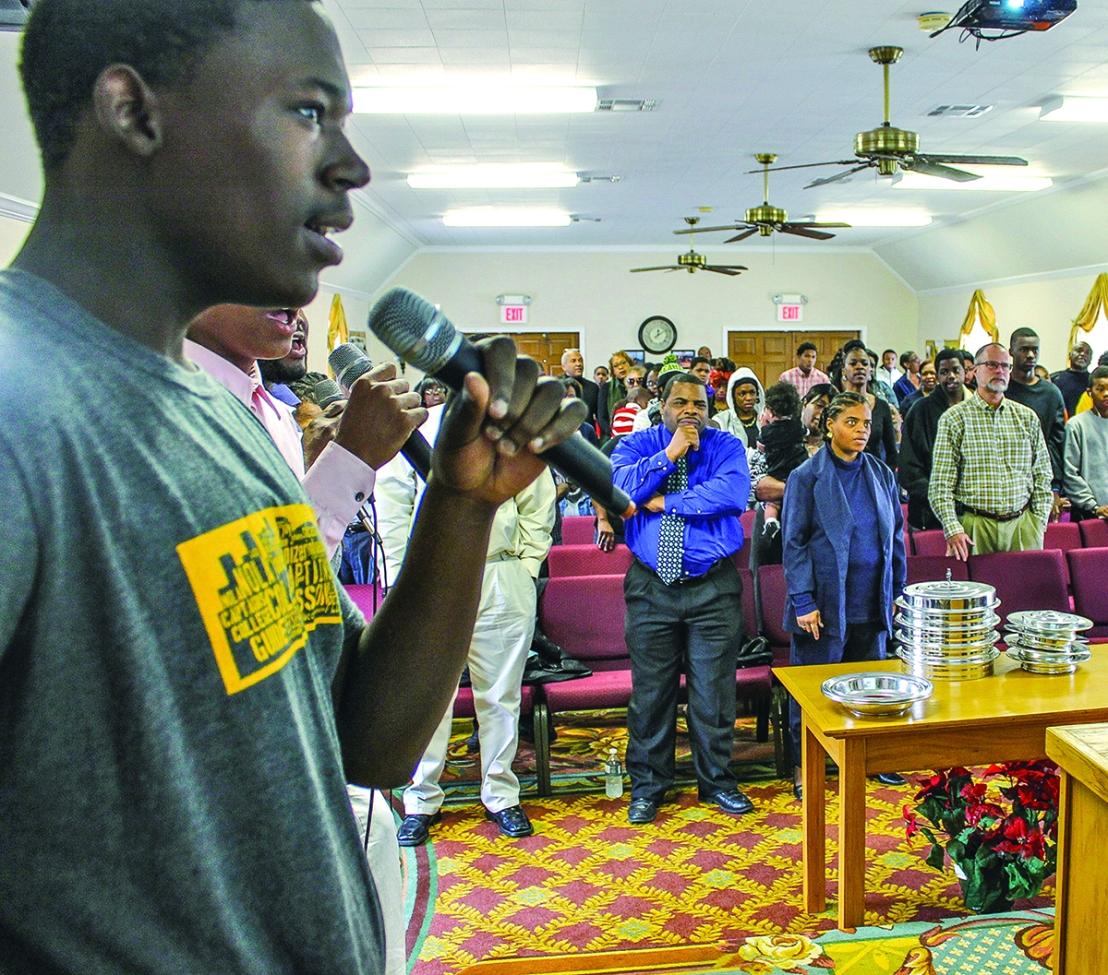 New Orleans church member shot dead after Sundayassembly